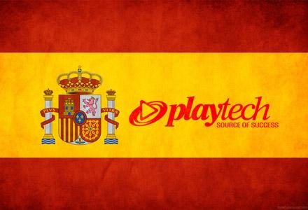 Playtech, Spain