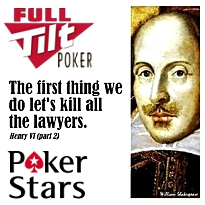 PokerStars files to dismiss DoJ civil complaint; leniency urged for AP's Beckley