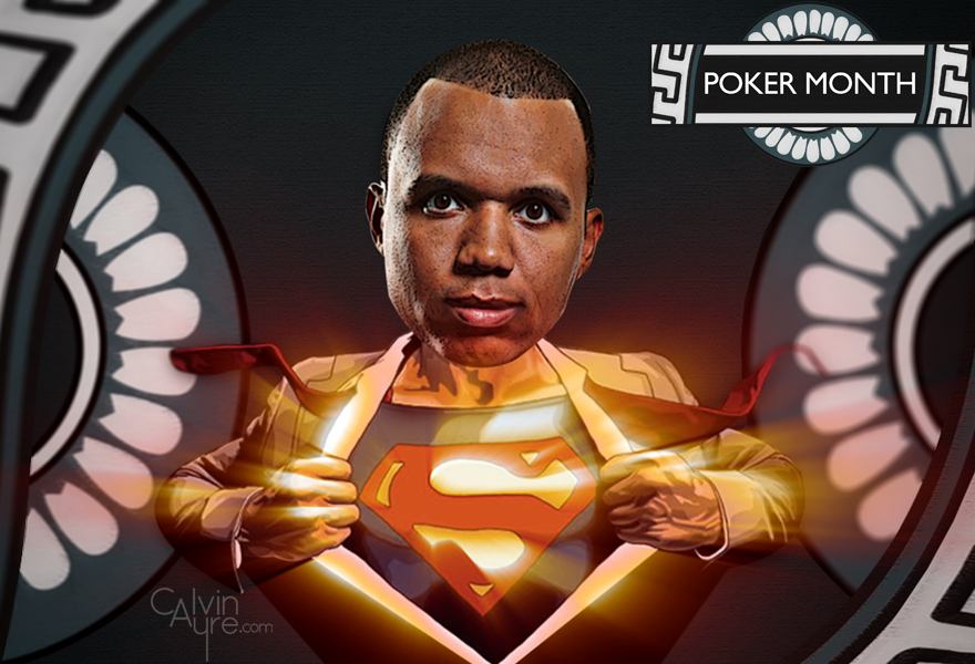 "Pro Files: Phil Ivey, the ""Tiger Woods of Poker"""