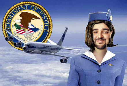 Why did Full Tilt Poker CEO Ray Bitar get on that plane to New York?