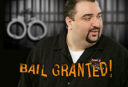 Ray Bitar out on bail