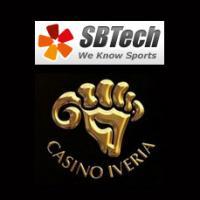 SportsBettingTech, Casino Iveria logos