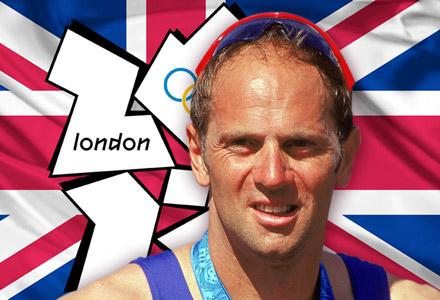 Sir Steve Redgrave, London Olympics 2012