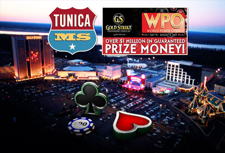 World Poker Open in Tunica