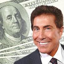 Why did Steve Wynn give $50m to a guy named Ho Ho?