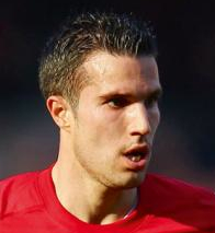 van persie heads to manchester united