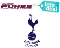 tottenham fun88 deal
