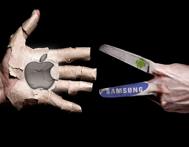 "Looking back behind the ""Apple Vs Samsung"" Case"