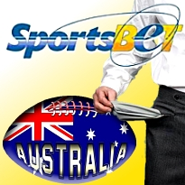 Sportsbet: Aussie football wagers to double, but not if turnover rights fee applied