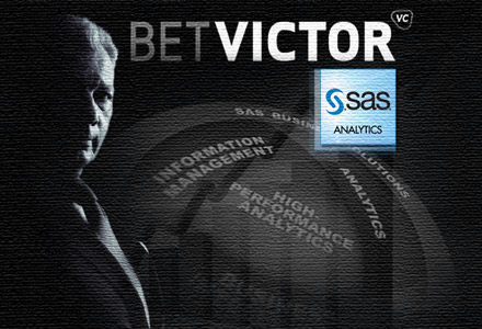 BetVictor teams up with SAS Analytics