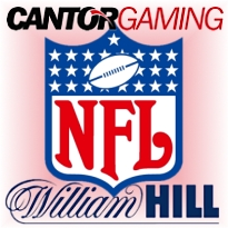 Cantor Gaming WiFi option for Nevada bettors; William Hill preps for NFL season