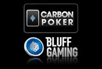 Carbon Poker and Blue Gaming