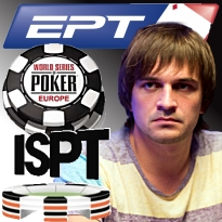 Pobal wins EPT Barca; WSOPE adds high-roller; ISPT Wembley permit confirmed