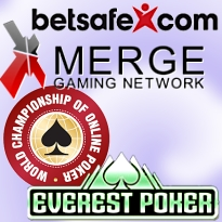 Everest to join iPoker; Betsafe opens Microgaming skin; Merge closes tables