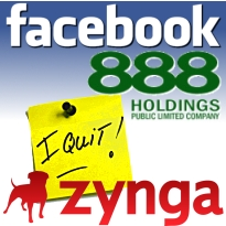 888, Facebook talk real-money gambling; 'Zyngambler' confusion as top exec bails