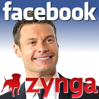 Facebook hits new low, plans new ads; can Ryan Seacrest save Zynga?