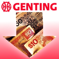 Genting casino poker room