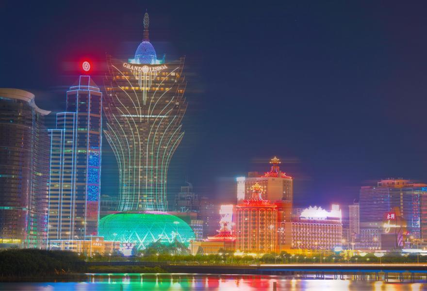 Investing The Hard Way: The Slowdown in Macau
