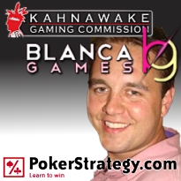 KGC Blanca statement; Beckley rooms with Enron CEO; PokerStrategy's FTP suit