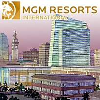 MGM unveils Massachusetts casino plan, gets accused of North Korean mob ties