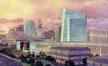 MGM Resorts Springfield Massachusetts