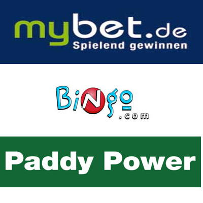 mybet shows love for Euros; Bingo.com reaches small profit; Paddy Power hires two