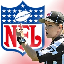 NFL clears poker-playing replacement ref, provided she never gambles again