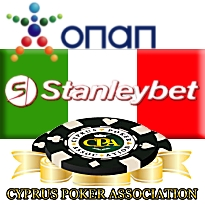 New OPAP boss; Stanleybet protests Italian bet shop tender; Cyprus poker snafu