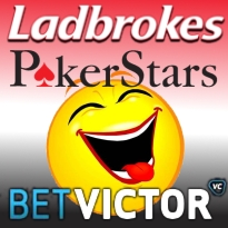 PokerStars, BetVictor and Ladbrokes bring the funny in new ad campaigns