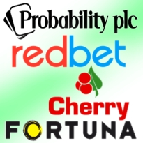 RESULTS: Cherry, Redbet, Fortuna Entertainment, Probability
