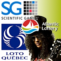 Loto-Québec tix online; ALC ink Sci-Games; could lottery reform Guns N'Roses?