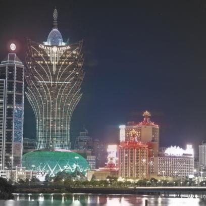 slowdown in macau