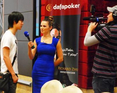Tatjana Pasalic at APT Macau 2012
