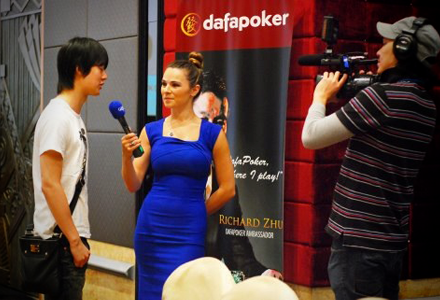 Back in Asia! at the Asian Poker Tour 2012 Macau