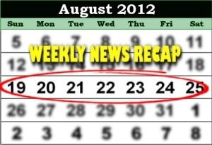 weekly news recap august 25