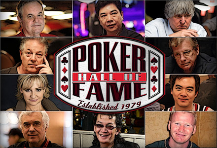 2012 Poker Hall of Fame Nominees