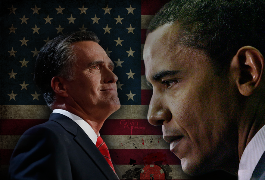 Mitt-Romney-and-Barack-Obama-the-US-presidentialbles