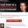 PokerStars Responds to Casino and Sportsbook Survey