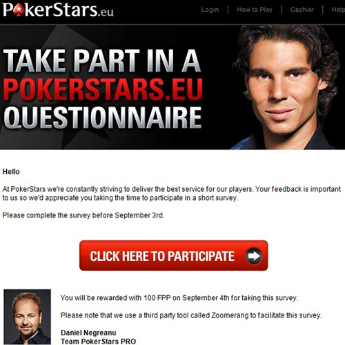 PokerStars-solicitation-email