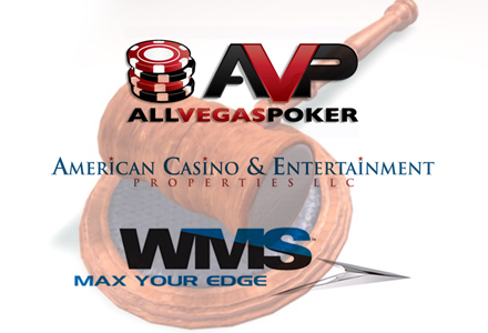 ACEP, WMS Industries, PokerTrip all receive approved Nevada licenses