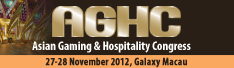 Asian Gaming and Hospitality Congress 2012