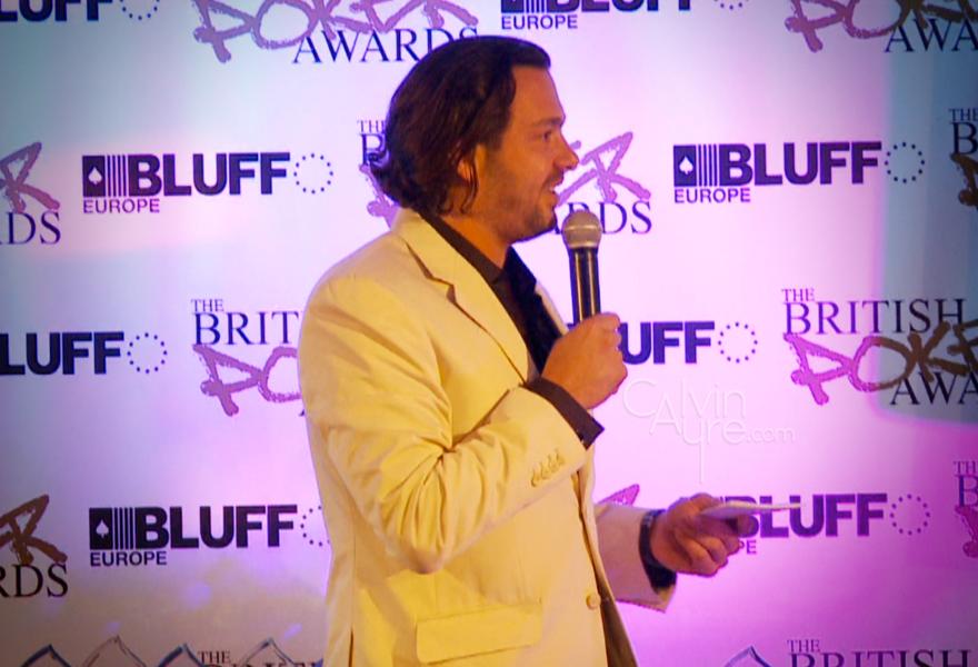 British Poker Awards 2012 Summary