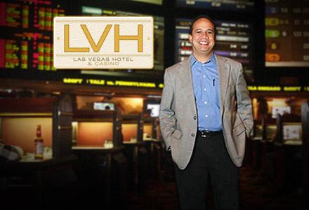 Jay Kornegay, LVH Sportsbook director interview