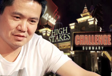 Macau High Stakes Challenge Summary Video, Stanley Choi