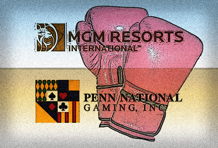 MGM Resorts International, Penn National Gaming, Boxing