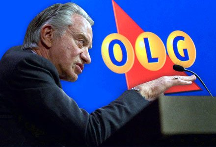 OLG Chairman Paul Godfrey