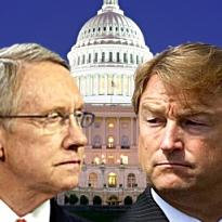 Rift develops between Harry Reid and Dean Heller over online poker bill