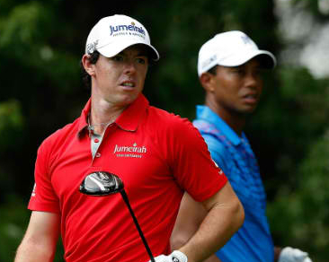Rory, Tiger, favorites PGA Tour Championship