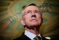 senator harry reid online gaming regulation bill