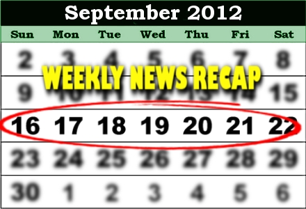 Gaming Industry News Weekly Recap – Stories You Might Have Missed September 22nd